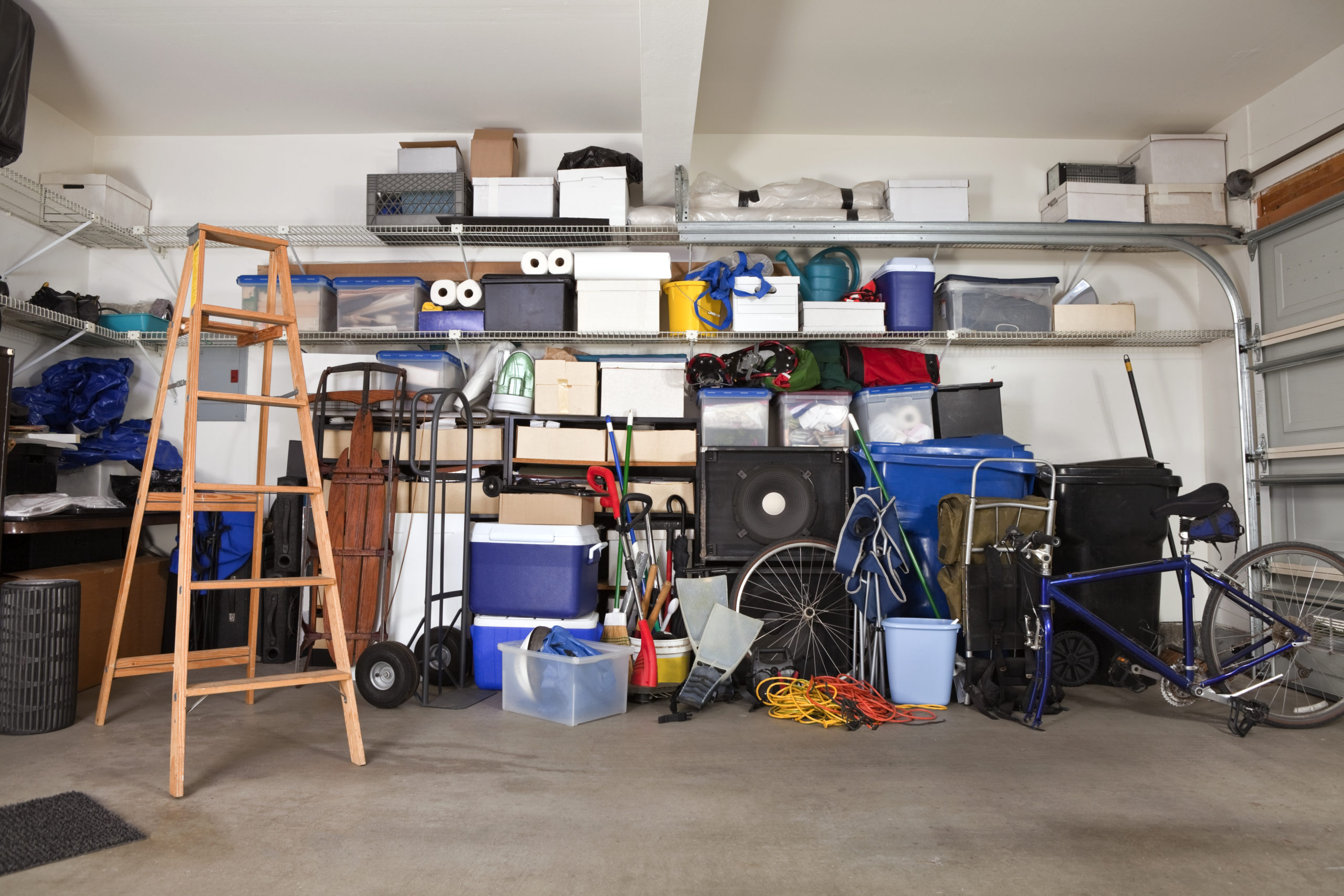 I Bought a Foreclosed Home Full of Junk, Now What?